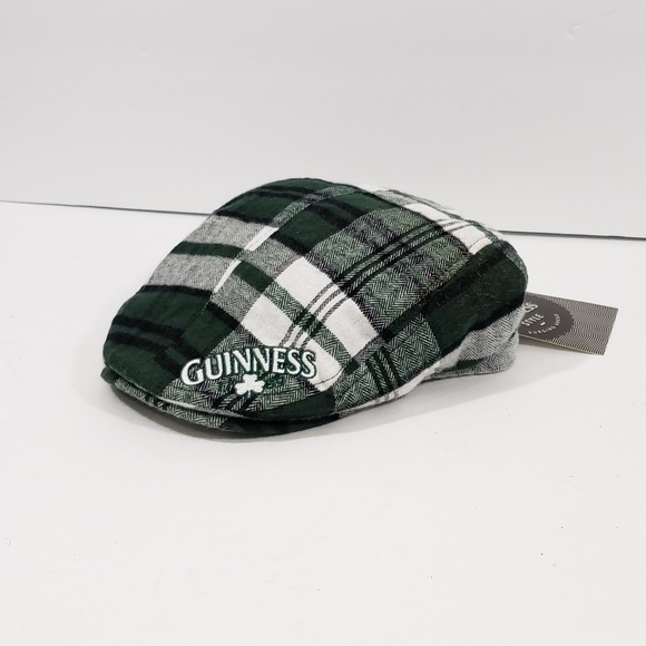 d7bf43dc0ce Guinness Patchwork Flat Hat Mens Other - Guinness Patchwork Flat Hat Mens